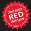 Certificazione Red Logo