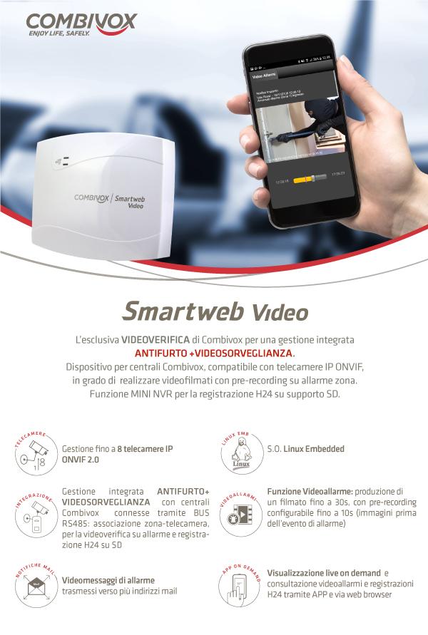 Combivox / Smartweb Video