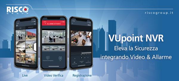 RISCO VUpoint NVR