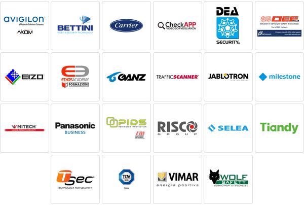 gli sponsor di Secsolutionforum